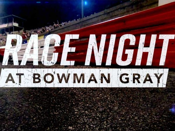 Race Night at Bowman Gray Title