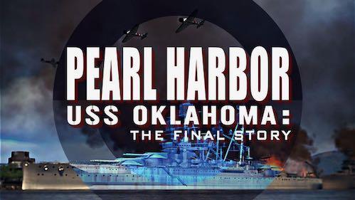 Pearl Harbor USS Oklahoma